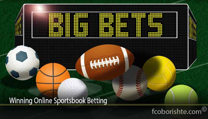 Winning Online Sportsbook Betting