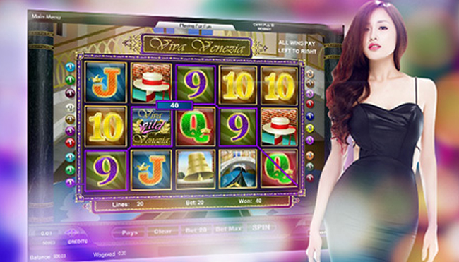 Online Slot Gambling with Interesting Themes